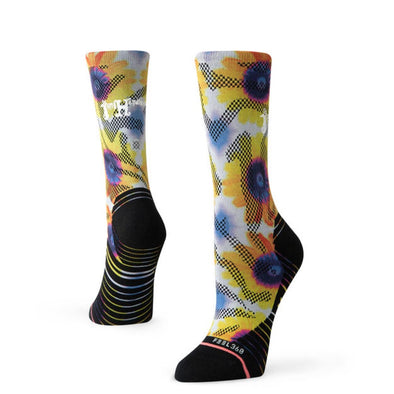 Stance Womens Jimi Hendrix W Crew Sock - The Smooth Shop