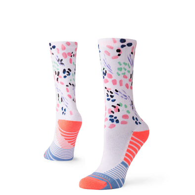 Stance Womens Training 360 Chipper Crew Socks - The Smooth Shop