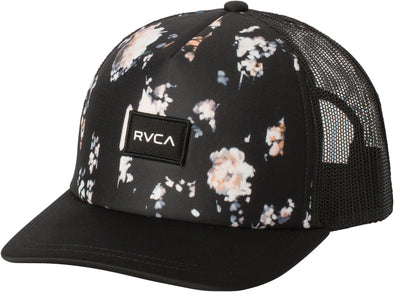 RVCA Womens Future Trucker Hat WAHWSRFU - The Smooth Shop