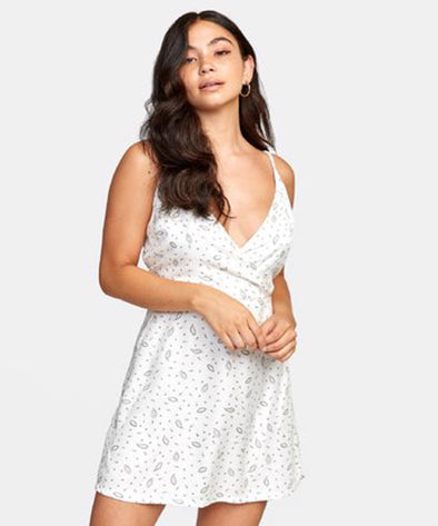 RVCA Womens Lacey Dress - The Smooth Shop