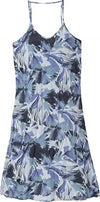 RVCA Womens Chasing Shadows Floral Midi Dress WLD13CHA - The Smooth Shop