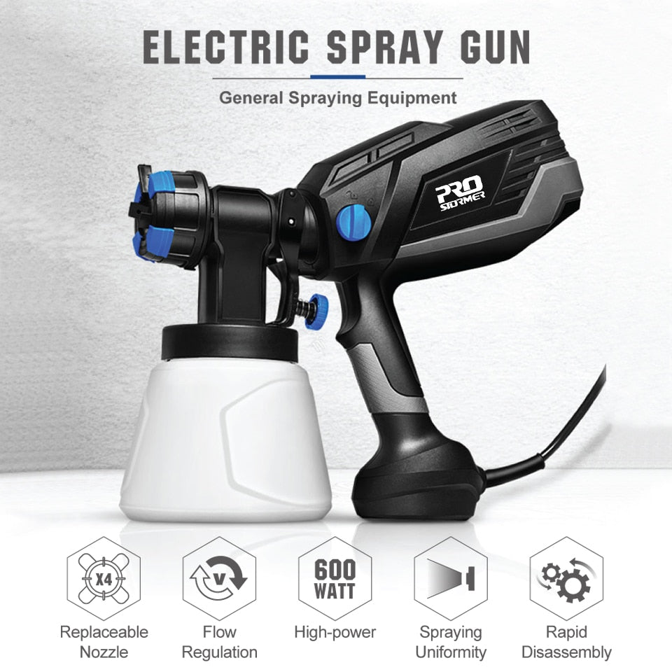 Osomprostormer™ Electric Paint Sprayer