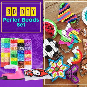 DIY Perler Beads Set