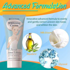 Ten Seconds Whitening Cream