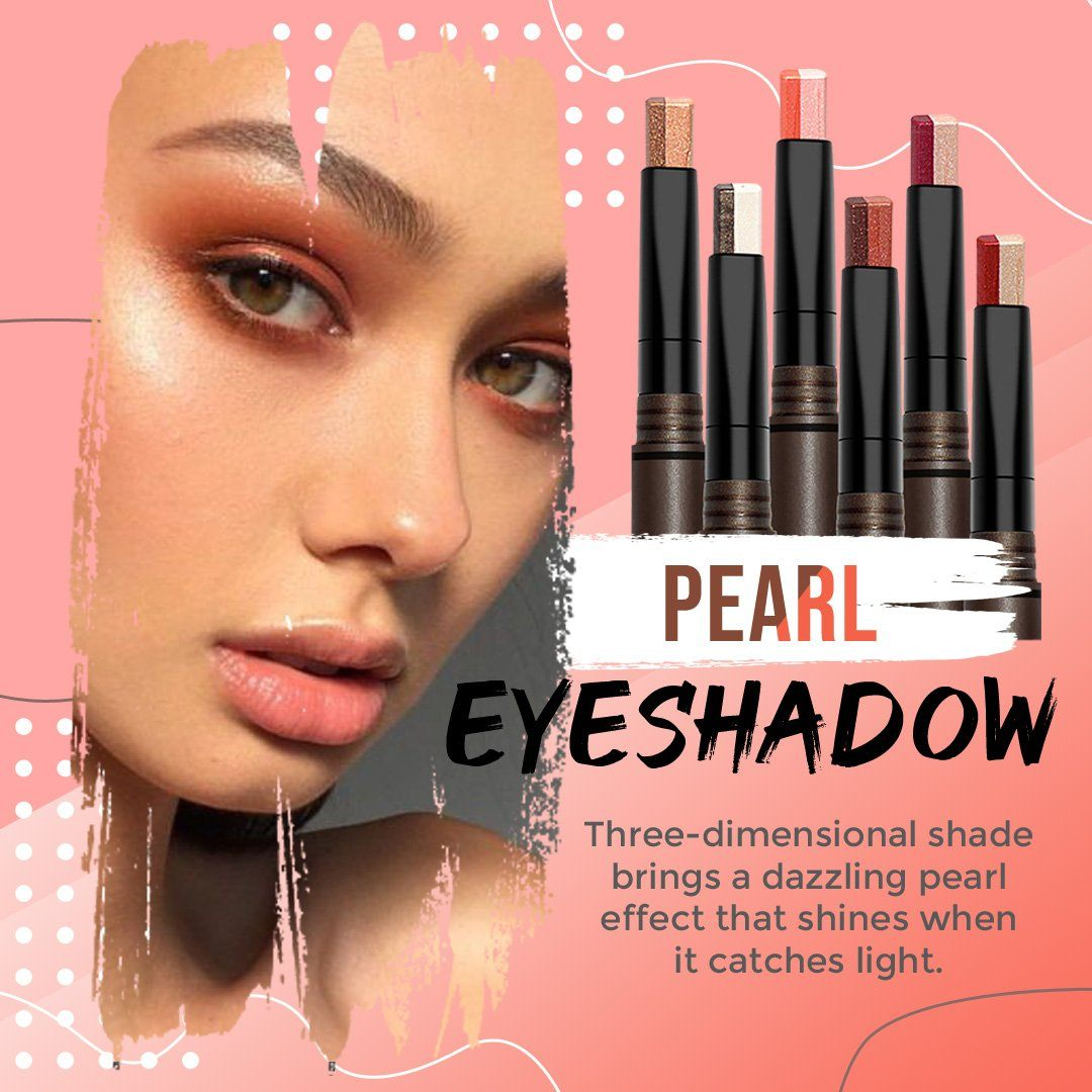 Dual-Color Eyeshadow Stick