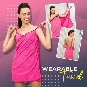 Wearable Towel