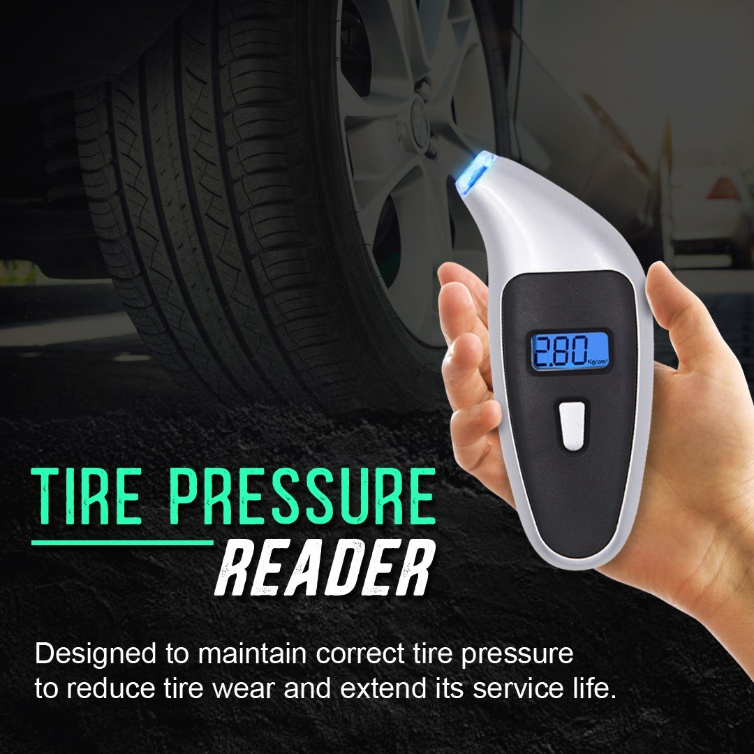 Digital Tire Pressure Gauge