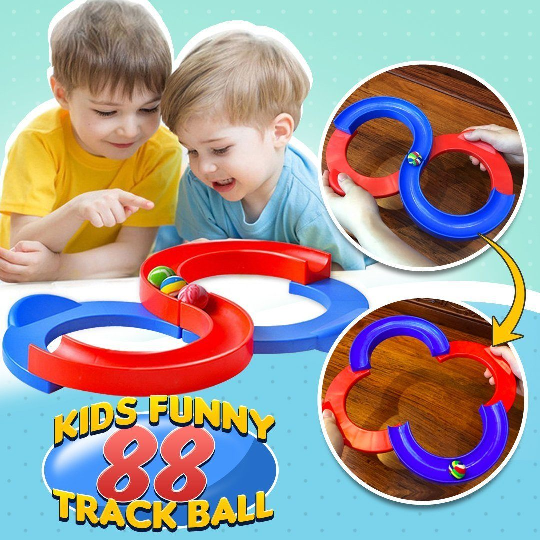 Kids Funny 88 Track Ball