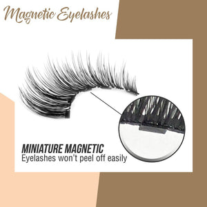 Magnetic Lashes and Liner Pen Set (3 Paris In A Set)