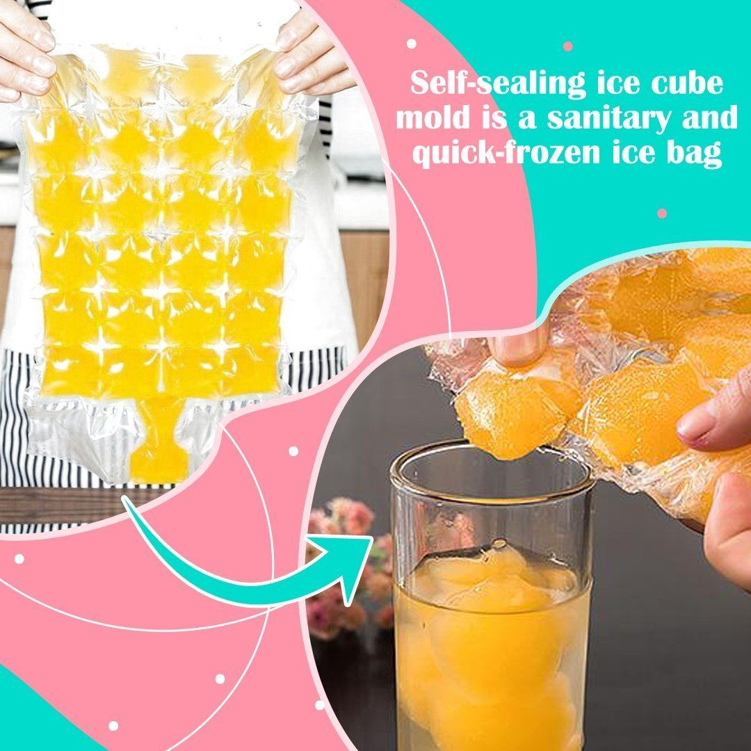 Disposable Ice Making Bag