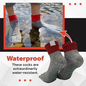 Beach Cut-Resistant Socks