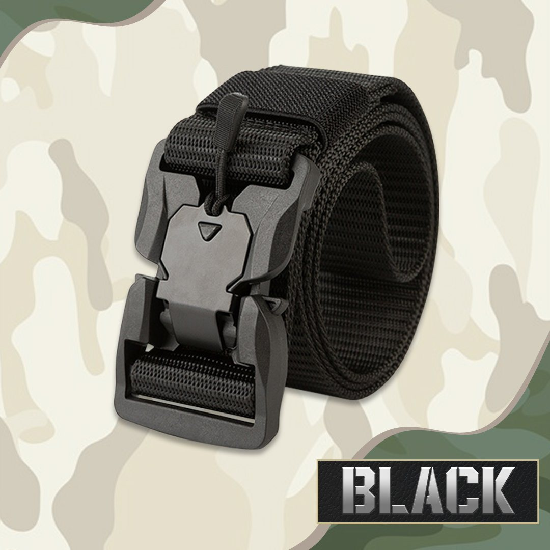 Genuine Tactical Belt Hard