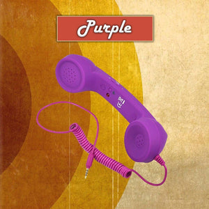 Retro 3.5 mm Comfort Telephone Handset