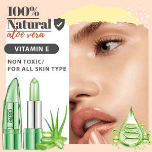 Colour Changing Aloe Vera Lip Balm