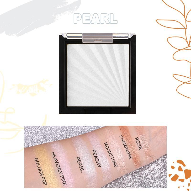 Glitter Radiant Highlighting Skin Powder
