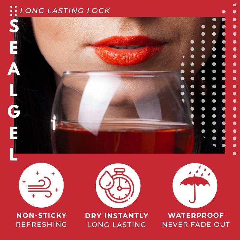 Lip Lock Lipstick Sealing Gel
