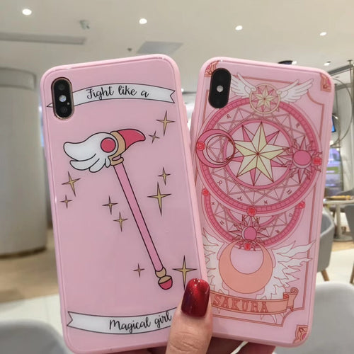 coque iphone 8 plus sakura