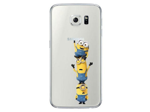 coque minion samsung galaxy s6 edge plus