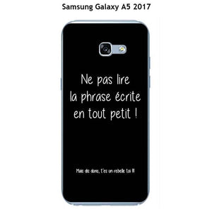 coque samsung a5 2016 rebel