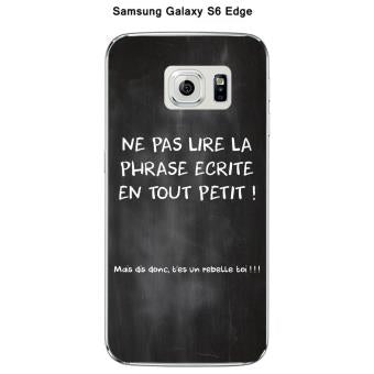 coque samsung galaxy s6 edge +