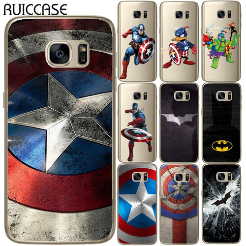 coque samsung galaxy s6 edge captain america