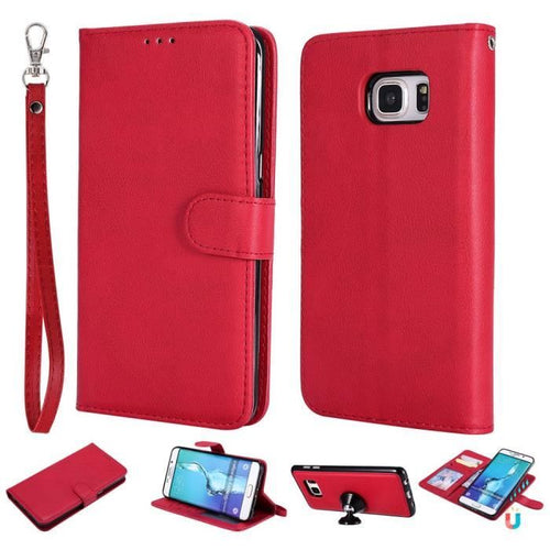 coque samsung galaxy s6 edge plus cuir