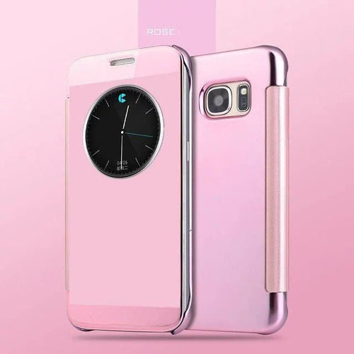 coque samsung s6 edge plus rose