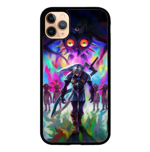 coque iphone 11 pro max the legend of zelda majora's mask