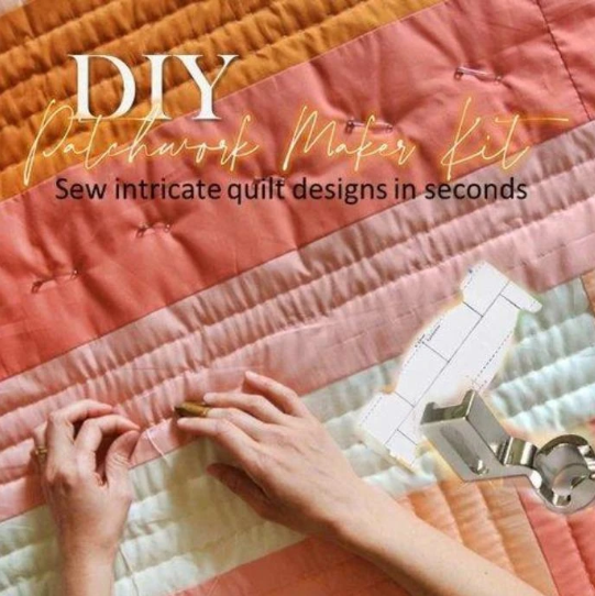 DIY Patchwork Maker Foot