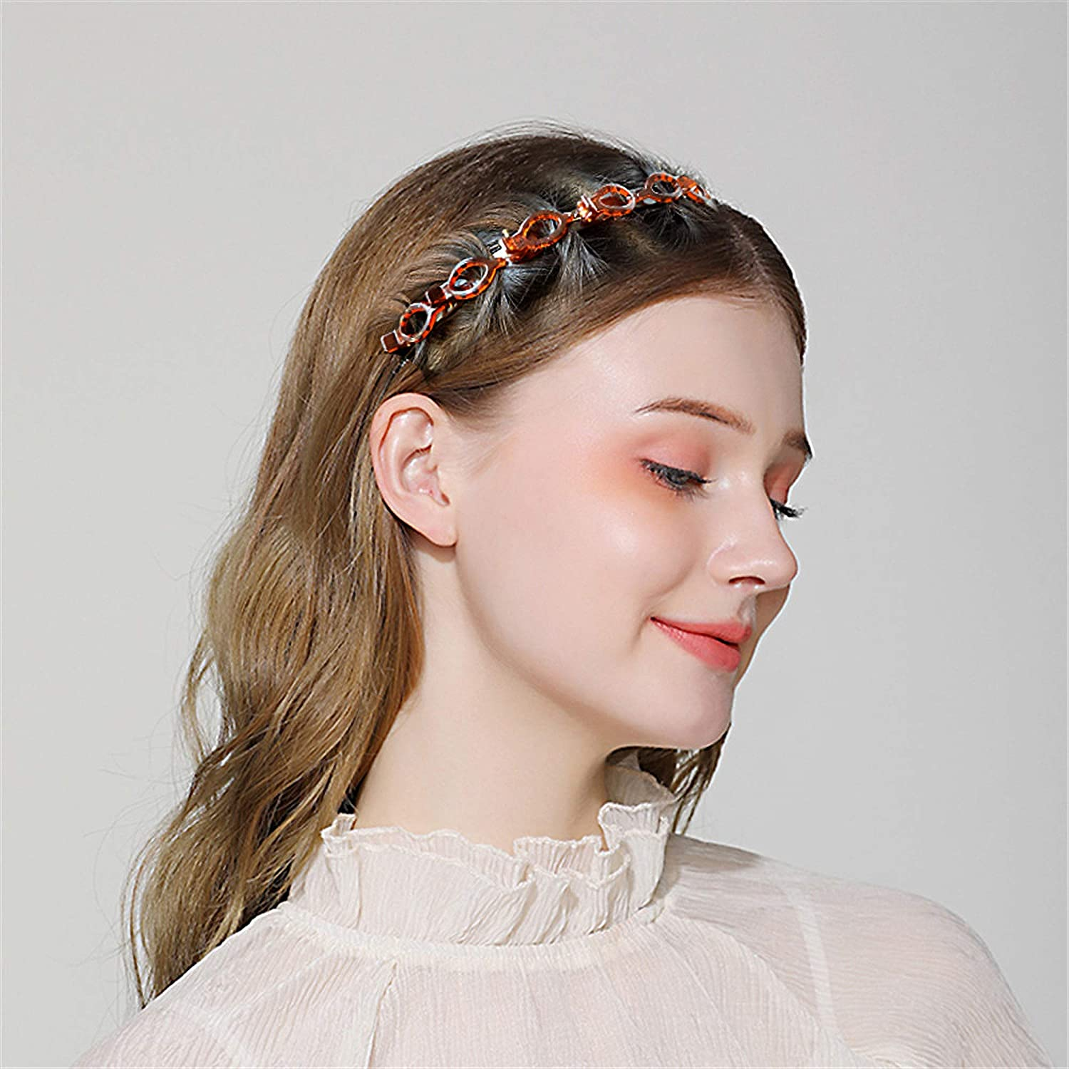 Double Bangs Hairstyle Hairpin – Trend Pluff