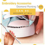 Diamond Painting Pen DIY Embroidery Accessories Kit