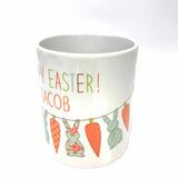 Easter Mug with Mini Eggs