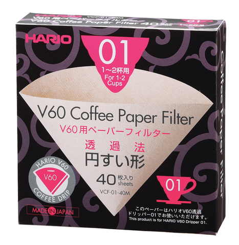 V60 Coffee Paper Filters