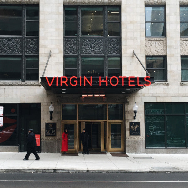 Collaboration with Virgin Hotels in Chicago