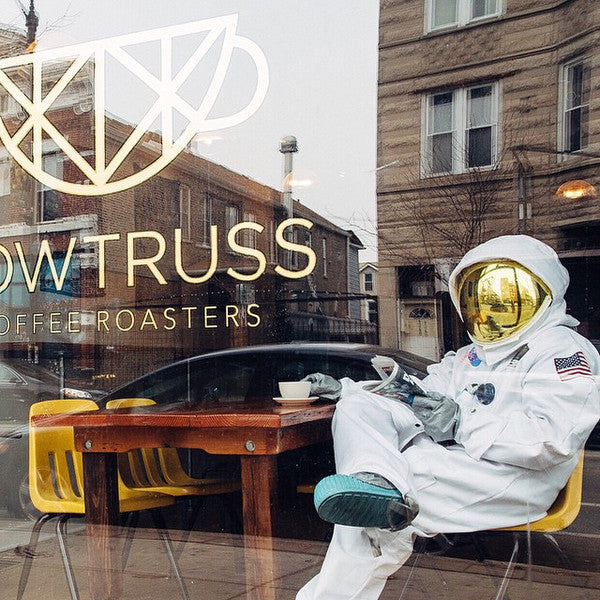 Visit a Bow Truss Coffee Shop in Chicago