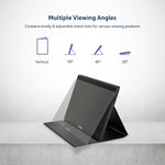 Load image into Gallery viewer, Lumonitor Foldable Magnetic Stand + Cover 4