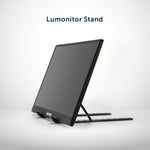 Load image into Gallery viewer, Lumonitor Premium Ergonomic Aluminum Stand