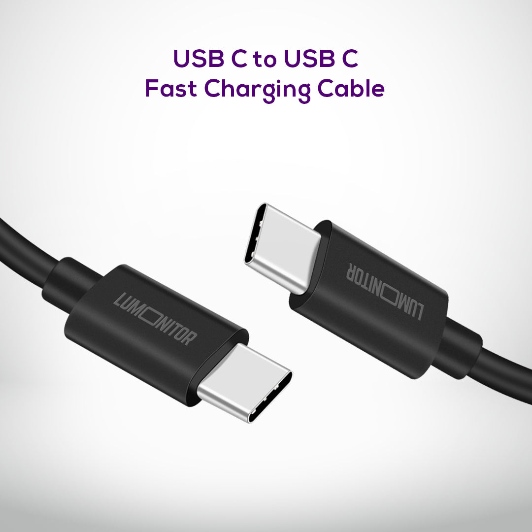 USB C to USB C 3.1 Fast Charging Cable
