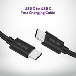Load image into Gallery viewer, USB C to USB C 3.1 Fast Charging Cable