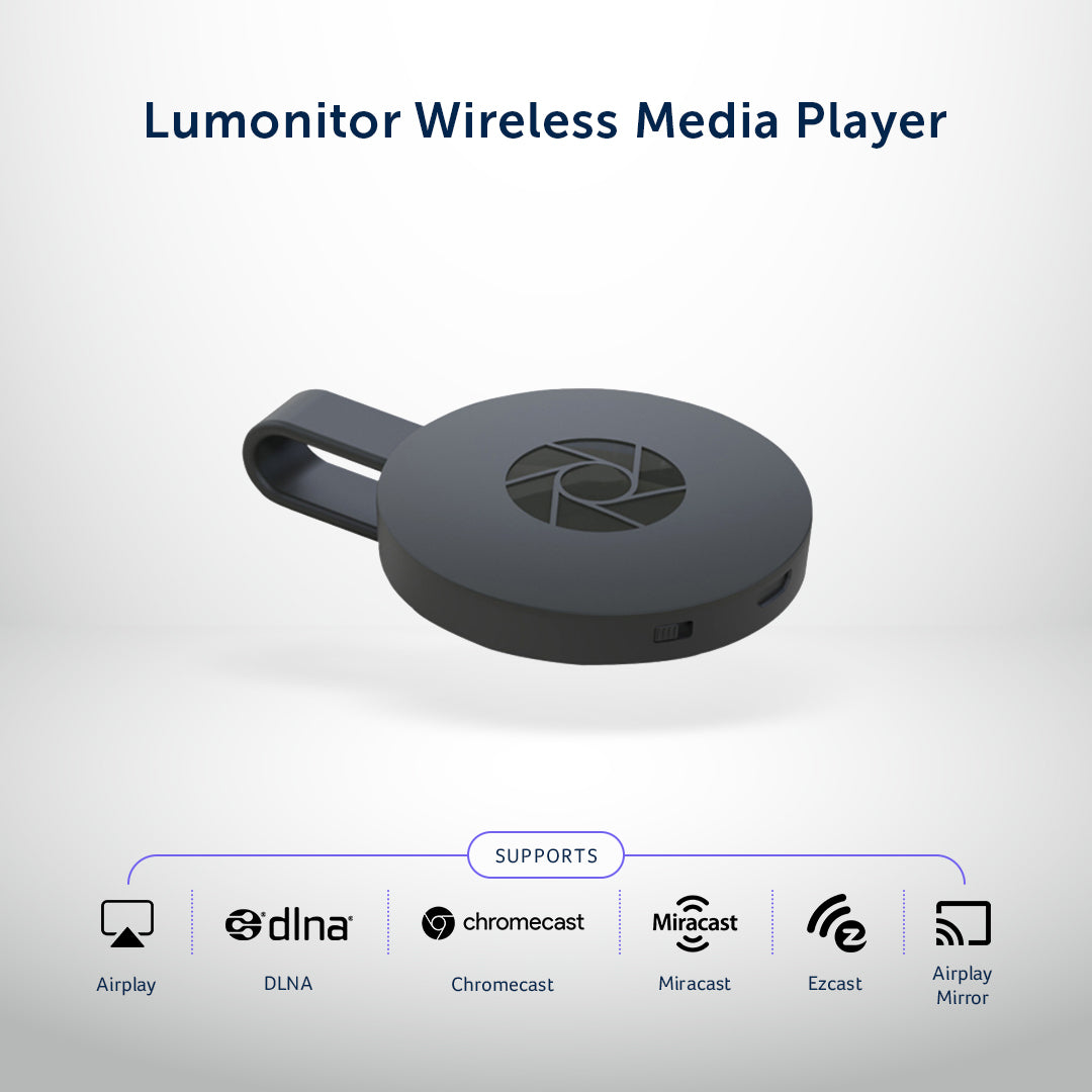 Lumonitor Wireless Hub