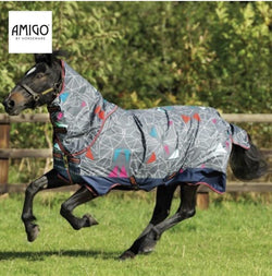 Amigo Hero 6 Pony Plus Turnout 200 gram - Rider's Tack.Apparel.Supply