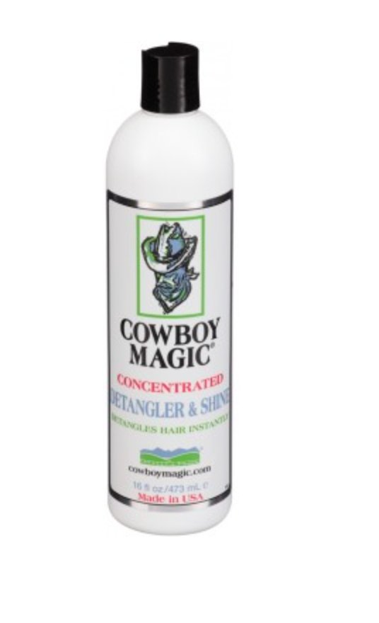 Cowboy Magic Detangler 16fl oz - Rider's Tack.Apparel.Supply