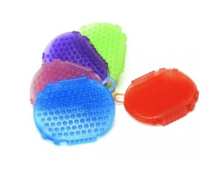 Equi-Star 2 sided jelly scrubber - Rider's Tack.Apparel.Supply