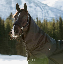 Horze Nevada Rain Hood - Rider's Tack.Apparel.Supply