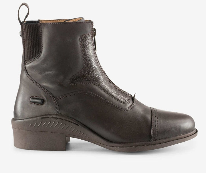 Horze Suffolk Paddock Boots Brown - Rider's Tack.Apparel.Supply