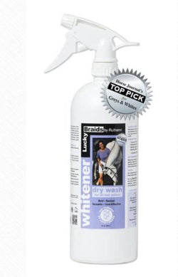 Lucky Braids Horse Whitener Dry Wash - Rider's Tack.Apparel.Supply