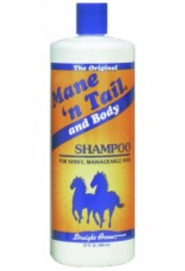 Mane n Tail Shampoo - Rider's Tack.Apparel.Supply