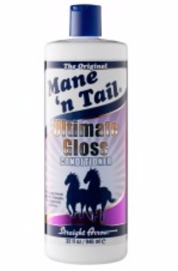 Mane & Tail Gloss Conditioner - Rider's Tack.Apparel.Supply