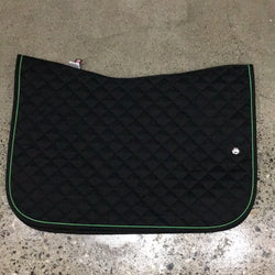 Ogilvy Jump BP - Black - Apple Green - Black - Rider's Tack.Apparel.Supply