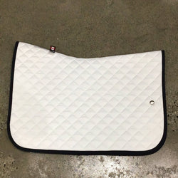 Ogilvy Jump BP - White & Midnight Blue - Rider's Tack.Apparel.Supply